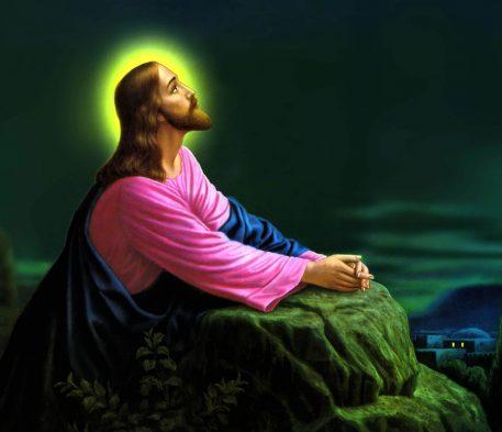 Com que frequência Jesus rezava?