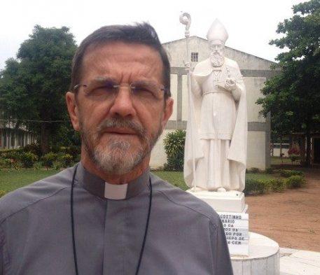 Papa Francisco telefona de surpresa ao bispo de Pemba, em Cabo Delgado