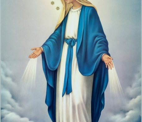 Conheça a história da medalha milagrosa de Nossa Senhora