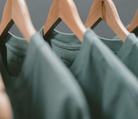 A roupa e a etiqueta do planejamento