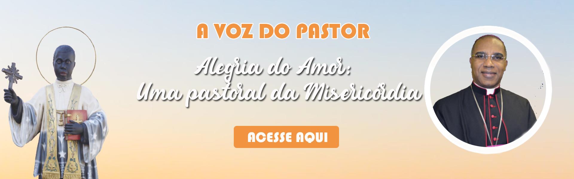 A voz do pastor