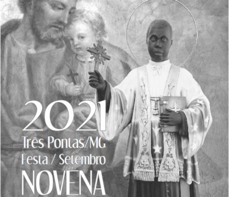 Baixe o livreto da novena beato Pe. Victor 2021 - de 14 a 22 de setembro